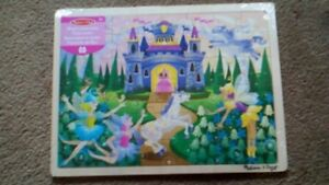 **NEW !!! Mastermind Wooden Childrens Jigsaw Puzzles !! **