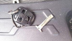 Precut Honda/Lexus Key Shells
