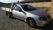 2005 Ford Falcon BA MK II UTE Bungendore Queanbeyan Area Preview