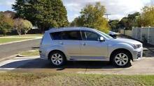 2009 Mitsubishi Outlander Wagon Crib Point Mornington Peninsula Preview