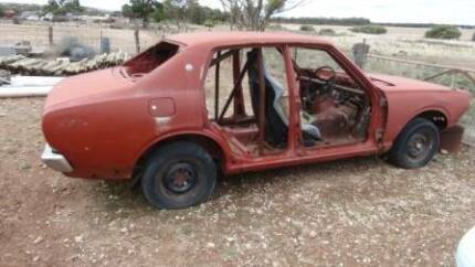 Datsun 180B Sedan Racing Car, suitable for Speedway/Dirt Circuit Robertstown Goyder Area Preview