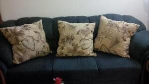moving sale sofa or chair pillows