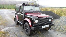 Land Rover Defender 90 TD5 - ONE OFF - NO V.A.T AND ONLY 70K MILES - BE QUICK!