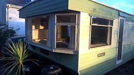 30' x 10' Atlas Applause 2 bed static caravan - £1300.00 O.N.O