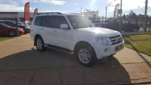 2014 Mitsubishi Pajero VR-X NW Auto 4x4 MY14 Young Young Area Preview
