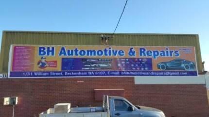 BH Automotive & Repairs Beckenham Gosnells Area Preview