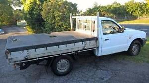 2000 Ford Courier Ute Maitland Maitland Area Preview