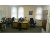 Office/Studios/desk space to rent central Ashford, Kent