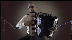 PROFESSIONAL ACCORDION PLAYER FOR ANY EVENT