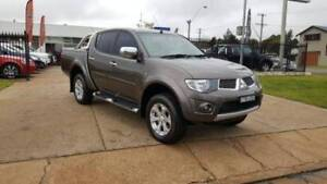 2015 Mitsubishi Triton GLX-R MN Manual 4x4 MY15 Double Cab Young Young Area Preview