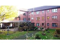 1 Bed Flat to Let (over 60's only) at Moorlands Court, Biddulph