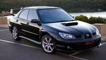 2006 Subaru WRX Sedan Macquarie Park Ryde Area Preview