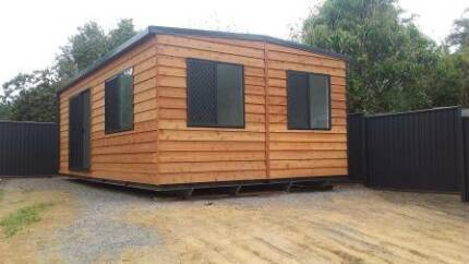 Portable Buildings / Cabins/ Granny Flats custom built on order