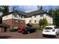 Modern 2 bedroom un furnished flat on Ellon Way Paisley Renfrewshire