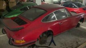 Want to buy old Porsche 911/912/356 wanted