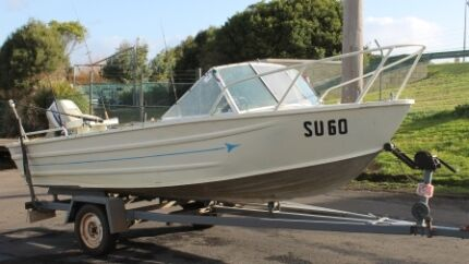 2005 Oceaneer 8.2m Custom Plate Charter boat | Motorboats & Powerboats ...