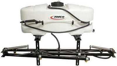 Fimco Atv-25-700-qr 25 Gal. Atv Sprayer Polyethylene Tank 15 Ft. Hose Length