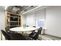 Round Table Meeting Room for 8