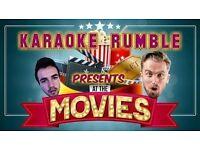 KARAOKE RUMBLE AT THE MOVIES 2