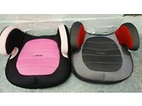 child graco car booster seat 2 for £15