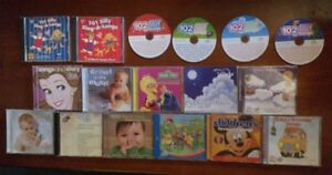 Music for Babies, infants and children.