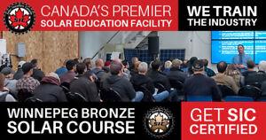 Solar CSA Electrician Course in Winnipeg