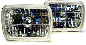 TOYOTA MR2 SW20 AW11 4AGZE 3SGTE CRYSTAL HEAD LIGHT LAMP KIT