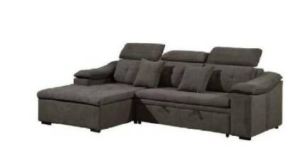 Brand New Corner Lounge Chaise Sofa Suite Couch Furniture
