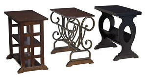 New Braunsen Chairside End Tables