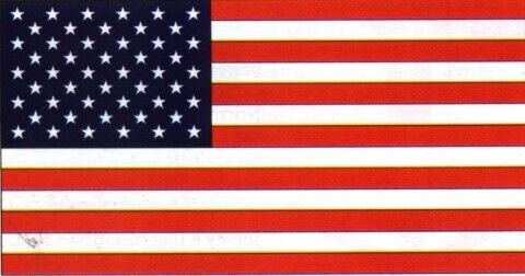 OUTBOUND Flag Of The United States Of America 5x3