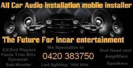 CHEAPEST CAR AUDIO INSTALLATIONS MOBLIE INSTALLER Runaway Bay Gold Coast North Preview