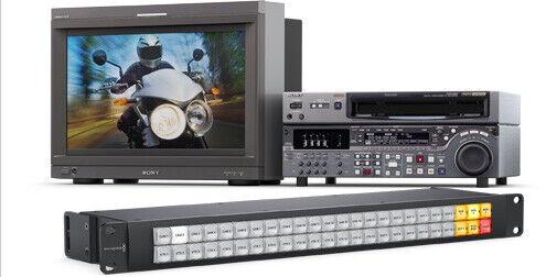 Blackmagic Design MASTER-CONTRO-RST-02 Master Control Panel for Videohub Routers