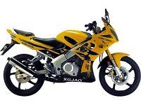 125cc yaun motorbike