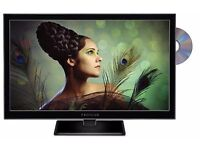 "New Boxed Proscan PLEDV2488 24"" HD LED LCD TV DVD Was: £199.99"