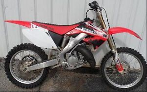 Looking for dirtbike to get into the sport as cheap as possible