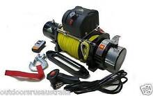 BRAND NEW ORU 4x4 WINCH WITH SYNTHETIC DYNEEMA ROPE Tootgarook Mornington Peninsula Preview