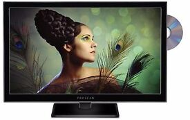 "New Boxed Proscan PLEDV2488 24"" HD LED LCD TV DVD Was: £199.99"