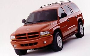 Looking for a 2000-2003 Dodge Durango R/T