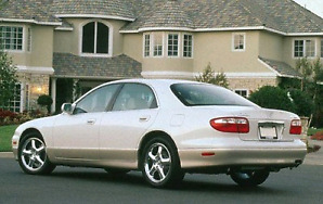 2000 Mazda Millennia S (Pictures are stock of the car)