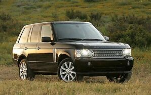2006 Land Rover Range Rover Westminster SUV, Crossover