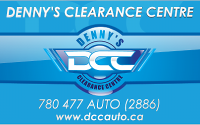 Denny's Clearance Center
