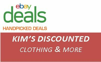 KIM'S DISCOUNTED CLOTHING & MORE...