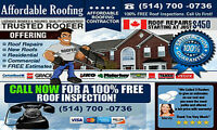 Fair Prices► Roofer-$200-OFF Roofing Installation- NOW Available