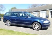 VW PASSAT Estate 2005 Manual 1.9 TDI Trendline