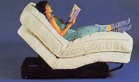 Adjustable Bed - Double Medical-style (Like Craftmatic Bed)