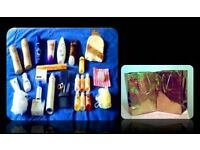 SELECTION OF CREAMS AND LOTIONS / PERSONAL GROOMING PRODUCTS - FOR SALE