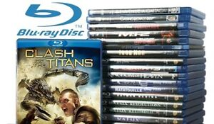 *** BLU RAY Movies For Sale !!! Used/New !!! **UPDATED**