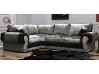 Ashley corner sofa brand new FREE delivery