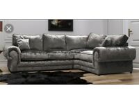 #FREE #FOOTSTOOL with Ashley corner sofa