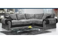 Scs sofa New with FREE FOOTSTOOL ***
